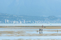 Spanish Banks at Low Tide