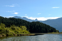 Widgeon Creek, August 21