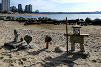 English Bay (a.k.a. First) Beach, Downtown Vancouver