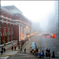 2005.11.22 Fog Downtown