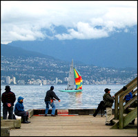 2005.03 Spanish Banks Beach, Vancouver