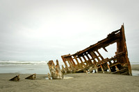 Peter Iredale Ship Wreck