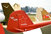 The Wings (The Tail) of Motherland: Yak-55
