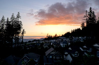 Sunset in Port Moody